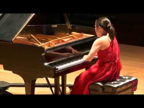 Ching-Yun Hu performs Ravel Gaspard de la Nuit