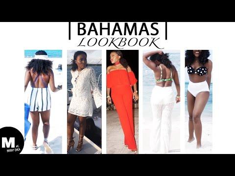 🌴Bahamas Holiday / Vacation Lookbook 2016 ⚫️ MsNerdyChica