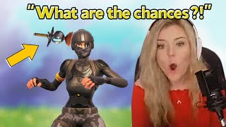Brooke reacts to Our Symfuhny Fortnite Memes Edit