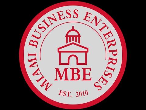 Miami Business Enterprises - Recruitment Video 2017