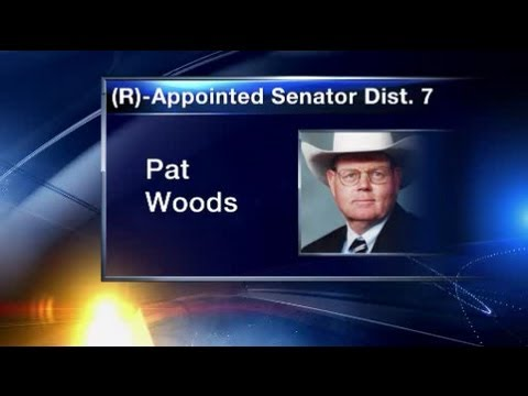 Governor names rancher to Senate seat