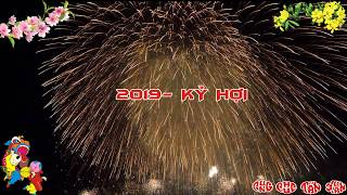 Nhạc Tết 2019 Hay Nhất 💥Full HD 1080P Pháo Hoa 💥 Nhạc Tết Chào Xuân Kỷ Hợi
