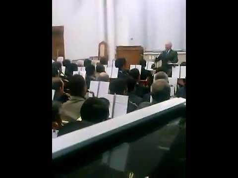 Vídeo Ensaio regional ccb brás