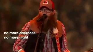 """David Crowder; """"I Saw the Light"""" and """"I'll Fly Away"""""""