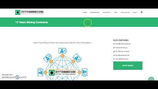Earn $508 a day - Cryptominingfarm.io proof of withdrawal - April 13, 2018