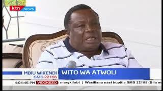 Francis Atwoli amuomba Rais Uhuru Kenyatta kusikia  lalama za Wakenya
