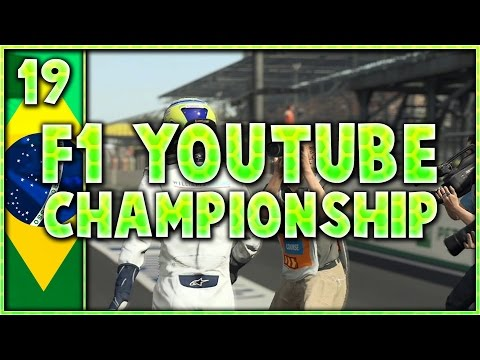 F1 Youtuber Championship FINALE: A Friendship Ends