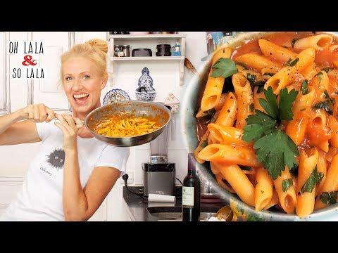 Super schnelle One Pot Pasta * Rezept * gesunde Fast Food * Glutenfrei * easy cooking * kein Abwasch