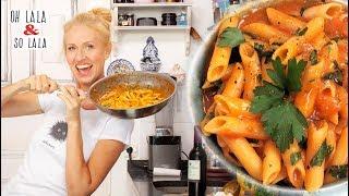 Super schnelle One Pot Pasta * Rezept * gesunde Fast Food * Glutenfrei * easy coking * kein Abwasch