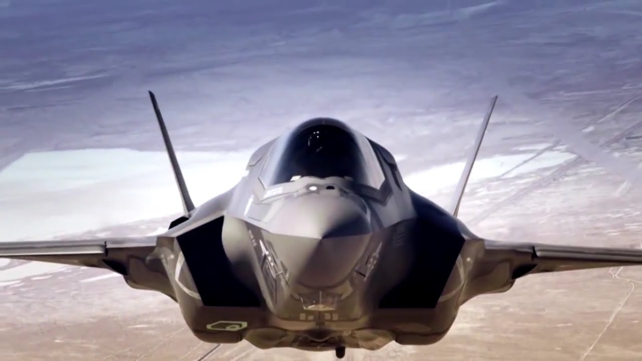 F-35 Lightning II in Action
