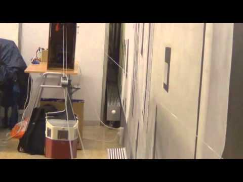 Model tatranskej lanovky