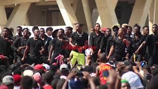 JAMAFEST: Balaa Zito la Diamond mbele ya Makamu wa Rais Samia, ulinzi usipime