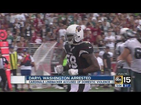 Cardinals player arrested