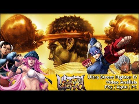 Ultra Street Fighter IV | Análisis español GameProTV