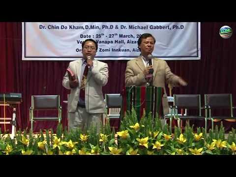 Rev. Dr. Cin Do Kham@ Sia Do Kham - Thugenna Aizawl