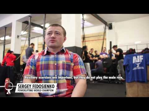 AIF talks with Sergei Fedosienko