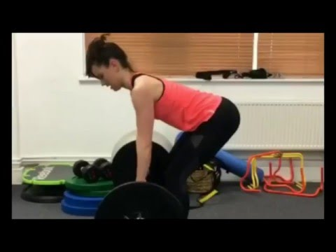 Download Youtube: Daisy Ridley gym workout/training for Star Wars: The Last Jedi