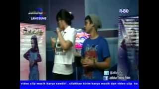 JATILUHUR TV - AKSI MUSIK INDIE W/ HANASTY