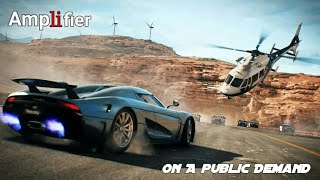 Need For Speed ||  Amplifier 3 || mix R record ||