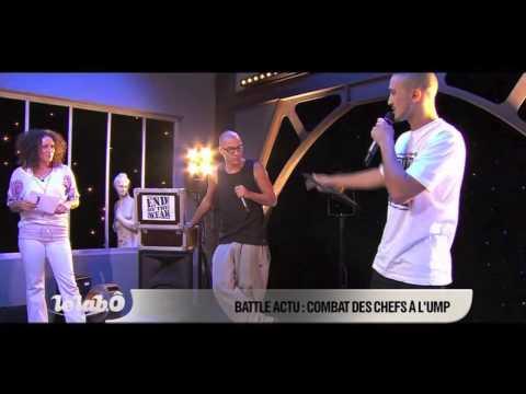 Runo / Arcanes ft. Kheiron Battle Actu. 05 #LeLabÔ / France Ô