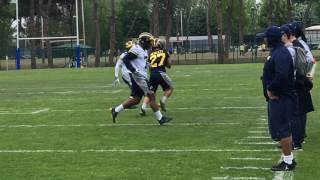 Watch Wilton Speight and Brandon Peters...