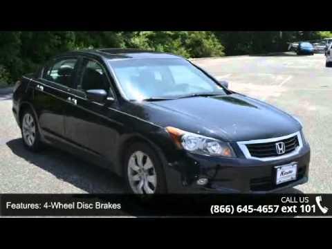 2008 Honda Accord Sdn EX-L - Kindle Auto Plaza - SOUTH JERSEY, NJ 08210