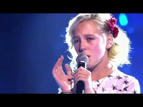 Leeloo - 'Daydreamer' | Sing-off | The Voice Kids | VTM