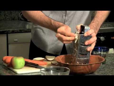 Carrot Apple Raisin Salad