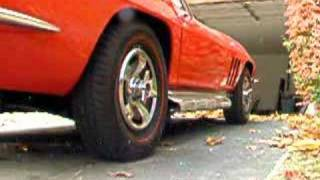 1966 Corvette Side Pipes