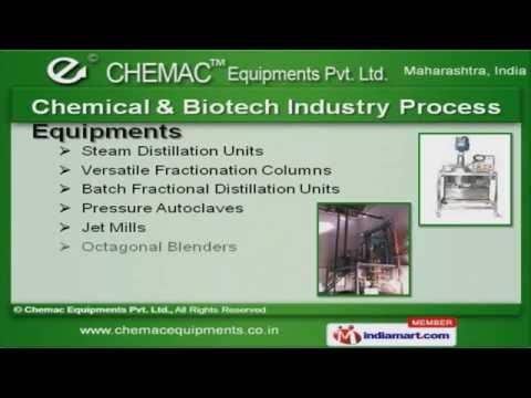 Chemical/Pharmaceutical Machines By Chemac Equipments Pvt. Ltd., Mumbai