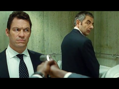 Bathroom Trouble | Johnny English Reborn | Mr Bean Official