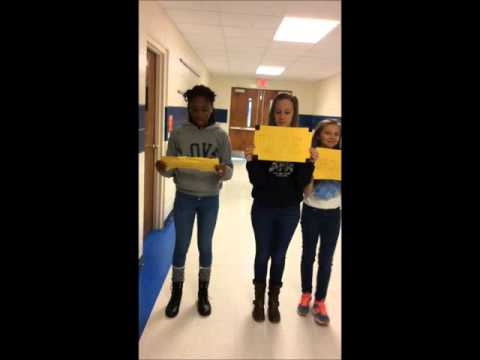 South Edgecombe Middle School Dance A-thon