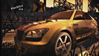 NFS MW Final Pursuit with Taz's Lexus IS300