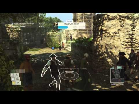 How to Solo Wolfpack - Assassin's Creed 4: Black Flag multiplayer strategy