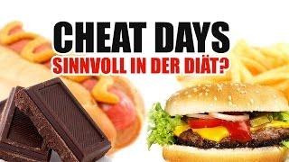 Cheat Days - sinnvoll in der Diät?