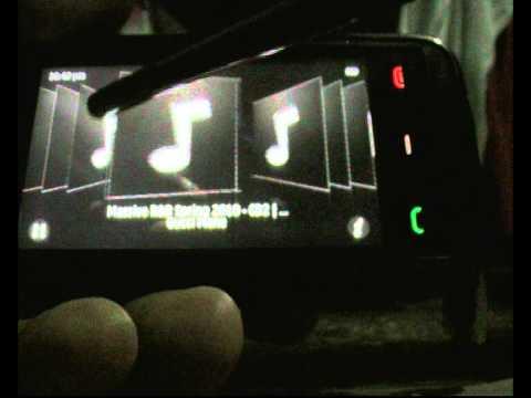 I-Melo Ipod Player on  Nokia 5530 XpressMusic