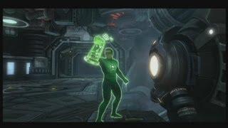 Green Lantern Full game Walktrought Gameplay part 11 XBOX 360 PS 3 PC