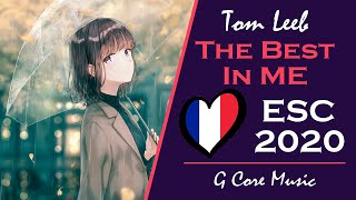 [Nightcore] Tom Leeb - The Best In Me | France Eurovision 2021