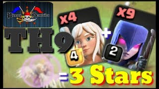 "Clash of Clans: ""WE DON'T DIE WE MULTIPLY"" or simply The WDDWM attack!!"