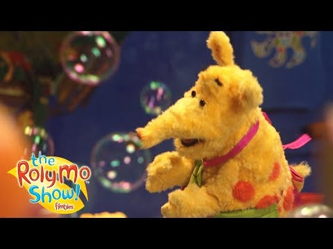 Roly Mo Show – Washing Up & Scarf Tale   Cartoons for Children   Fimbles & Roly Mo