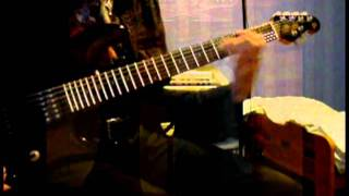 Rediscovery by Symphony X (Guitar Cover)