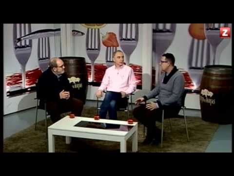 CANAL ZTV - CON MUCHO GUSTO (19/02/2015)