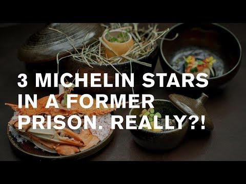 De Librije: 3 Michelin Stars In A Former Prison