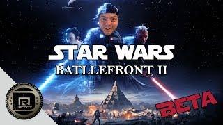 Star Wars Battlefront 2 Beta   Day 1   PS4 Pro Gameplay