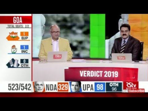 Counting Day Coverage | Time: 9am - 10am | Lok Sabha Polls 2019