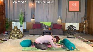 """""""Das Quadrat"""" Yin Yoga"""