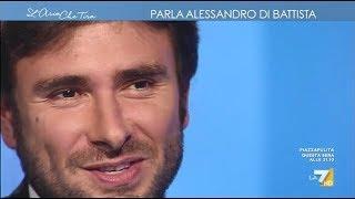 Alessandro Di Battista - L'aria che tira 2/11/2017