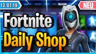 ⚔️ NEW FOCUS SKIN IM SHOP 🛒 - Fortnite Daily Shop (12 July 2019)