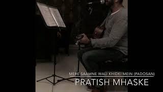 Mere Saamne Wali Khidki Mein Solo Performance    Pratish Mhaske