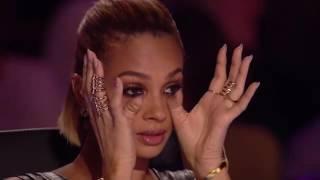 Jasmine Elcock - Believe Cher - Audición Britain´s Got talent 2016. Golden Buzzer